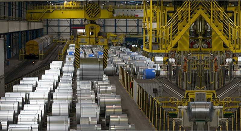 uses of stainless steel coils